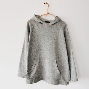 COS Marled Grey Hoodie